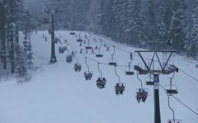 Ski Rališka - denní lyžování