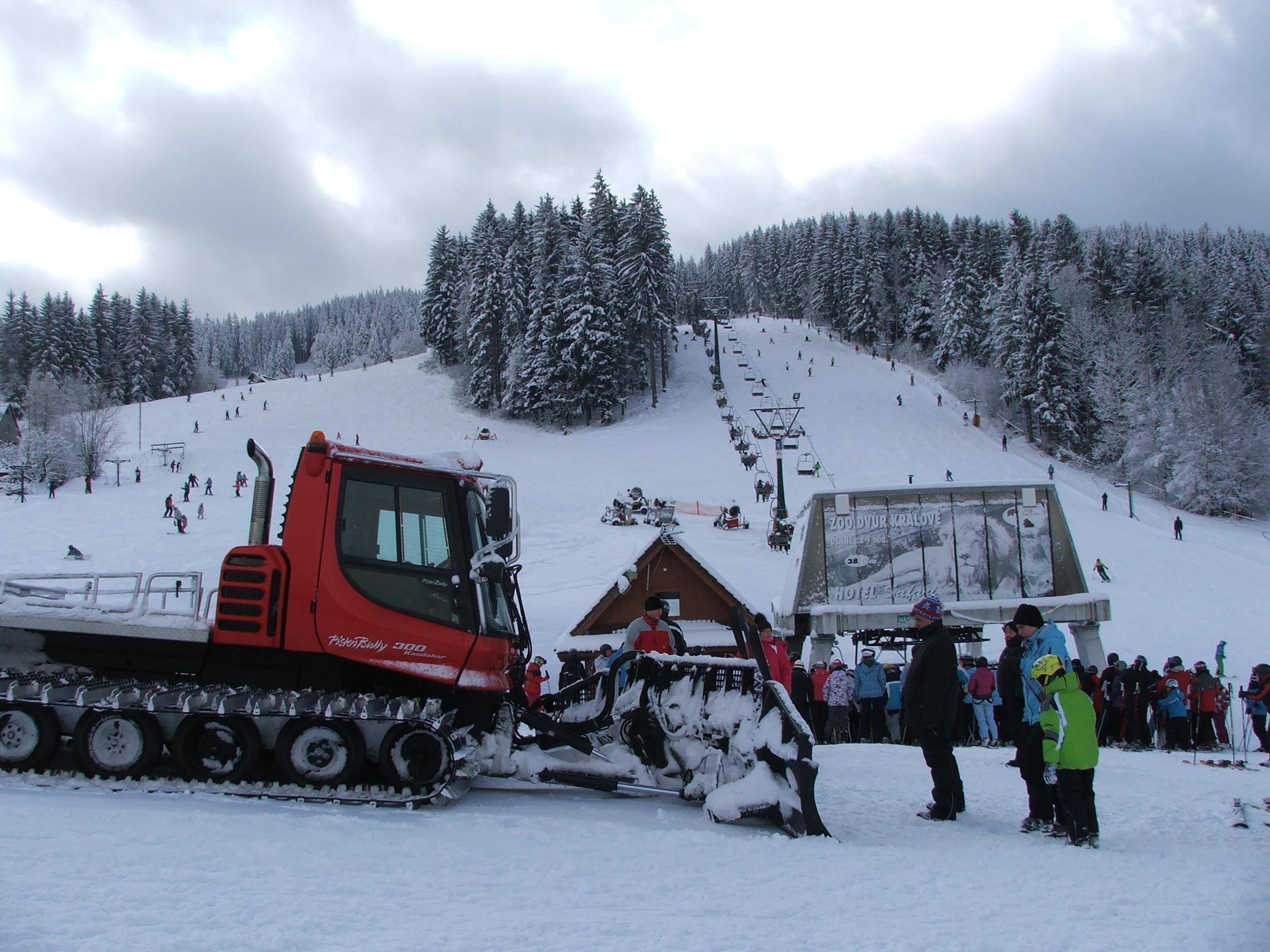 31.1.15-Výborné sněhové podmínky ve Ski areálu RALIŠKA (17)