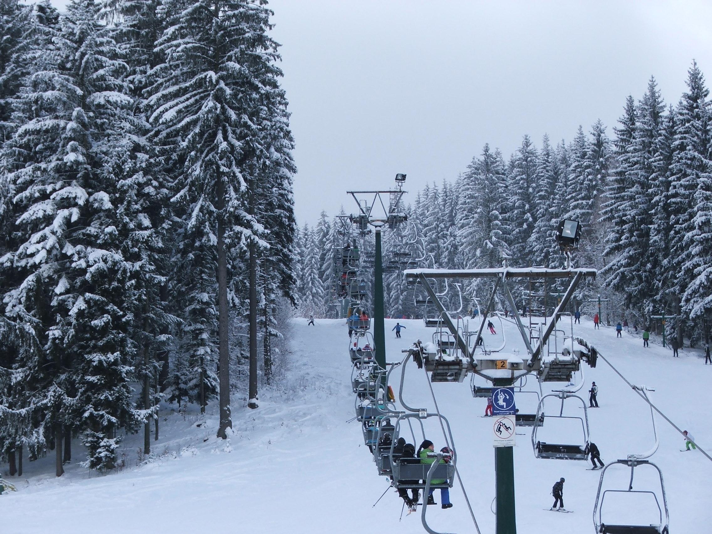 31.1.15-Výborné sněhové podmínky ve Ski areálu RALIŠKA (27)